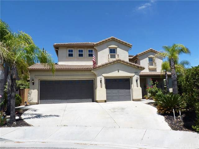41337 Grand View Drive, Murrieta, CA 92562 (#SW19172169) :: The Miller Group