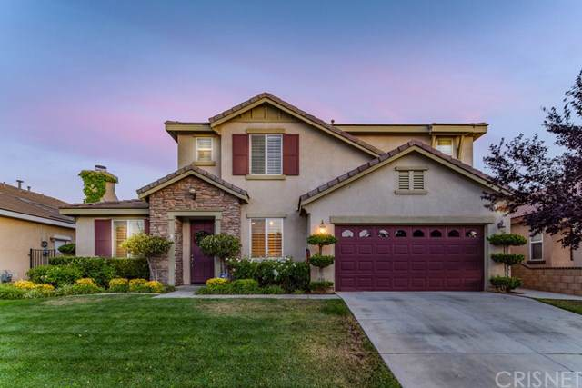 3400 Tournament Drive, Palmdale, CA 93551 (#SR19172363) :: Fred Sed Group