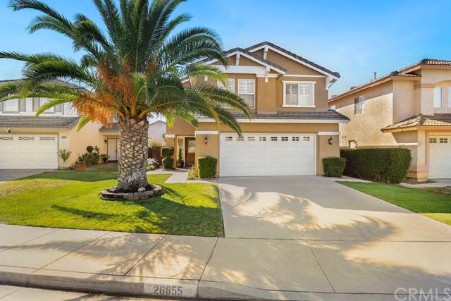 26855 Maple Glen Street, Murrieta, CA 92563 (#SW19172235) :: The Miller Group