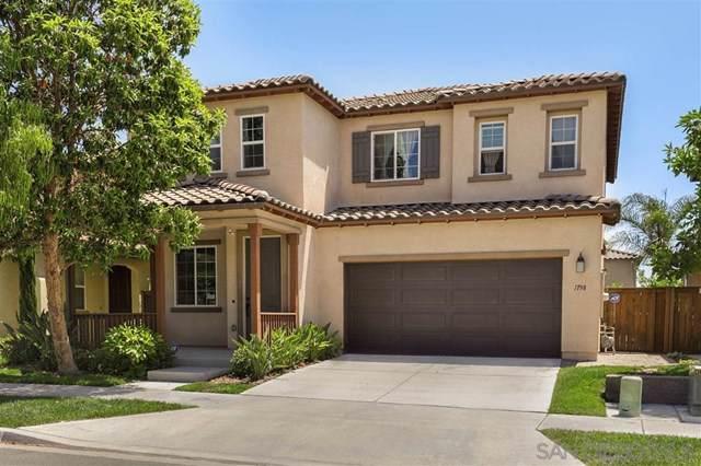 1798 Perrin Pl, Chula Vista, CA 91913 (#190040135) :: Mainstreet Realtors®