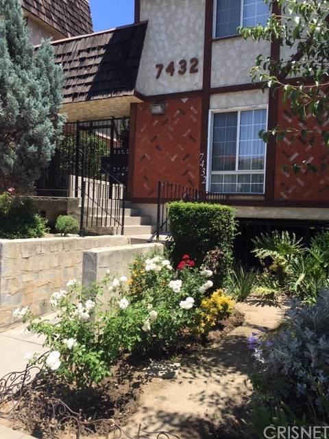 7432 Hazeltine Avenue #2, Van Nuys, CA 91405 (#SR19172525) :: Fred Sed Group
