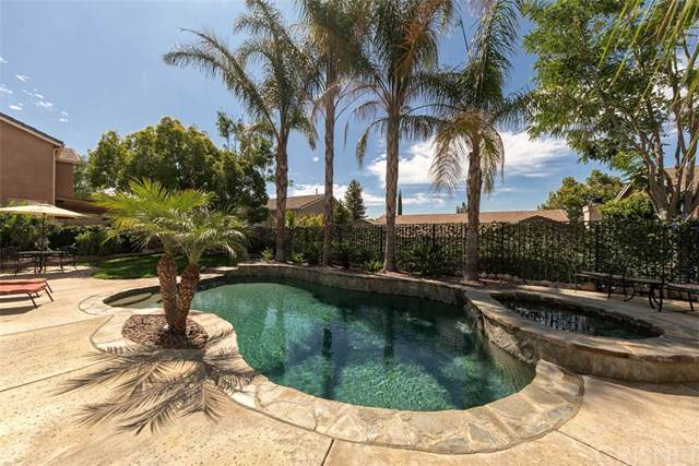 28268 Canyon Crest Drive, Canyon Country, CA 91351 (#SR19145036) :: Fred Sed Group