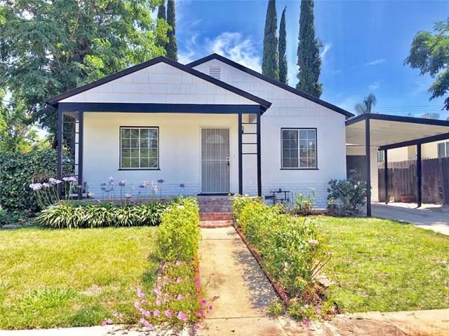 17320 Tiara Street, Encino, CA 91316 (#SR19172132) :: Fred Sed Group