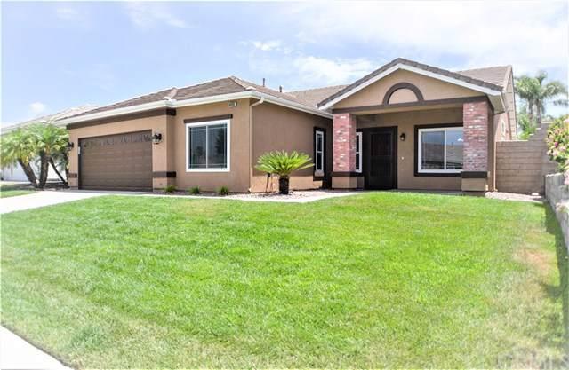 6695 Lucero Way, Fontana, CA 92336 (#SW19172494) :: Mainstreet Realtors®