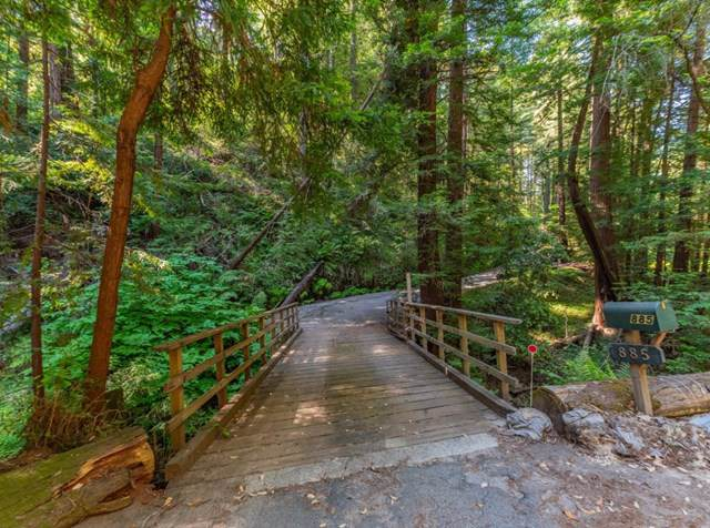 885 Jarvis Road, Santa Cruz, CA 95065 (#ML81761388) :: DSCVR Properties - Keller Williams