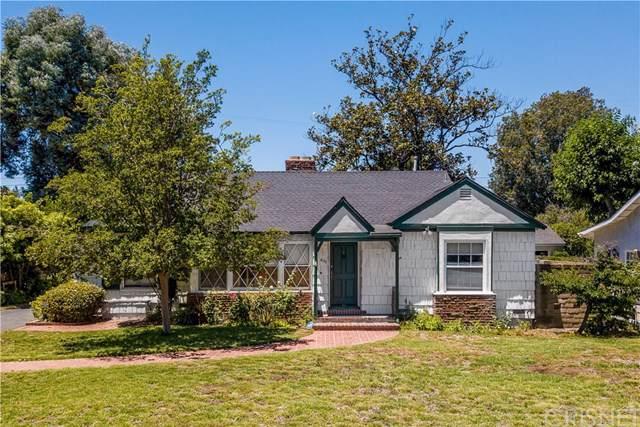 5173 Collett Avenue, Encino, CA 91436 (#SR19171407) :: Fred Sed Group