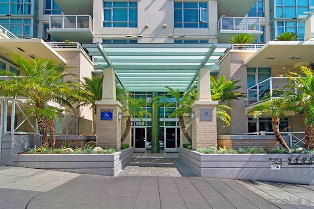 850 Beech St #1401, San Diego, CA 92101 (#190040167) :: Fred Sed Group