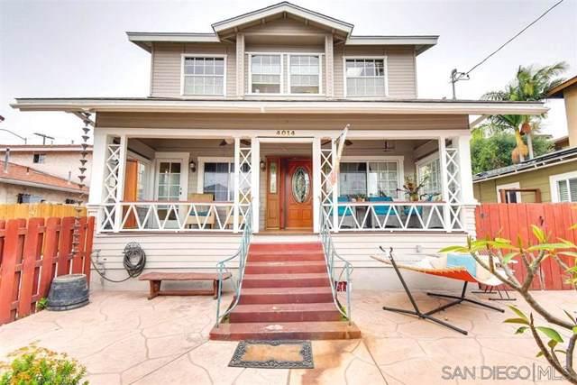 4014 32Nd St, San Diego, CA 92104 (#190040168) :: Bob Kelly Team