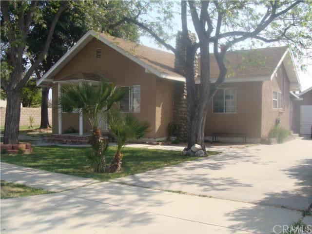 8843 Locust Avenue, Fontana, CA 92335 (#CV19172641) :: Berkshire Hathaway Home Services California Properties