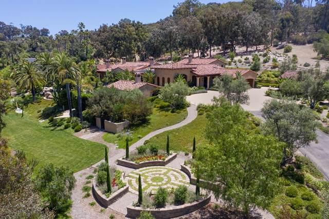 4663 La Noria, Rancho Santa Fe, CA 92067 (#190040183) :: Steele Canyon Realty