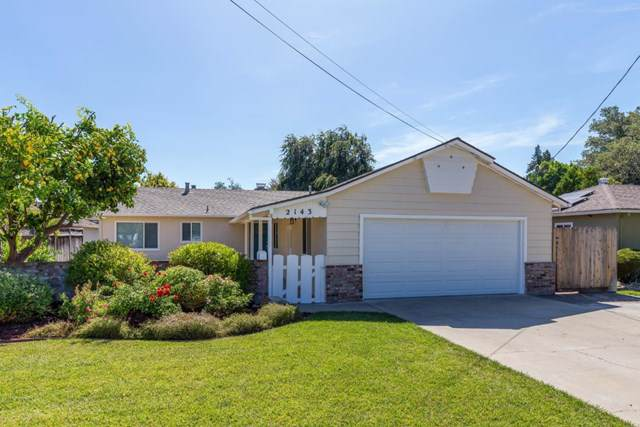 2143 Marques Avenue, San Jose, CA 95125 (#ML81761406) :: Berkshire Hathaway Home Services California Properties