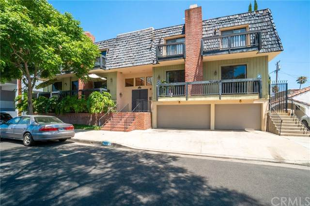 540 W Knoll Drive #6, West Hollywood, CA 90048 (#PV19170479) :: The Najar Group