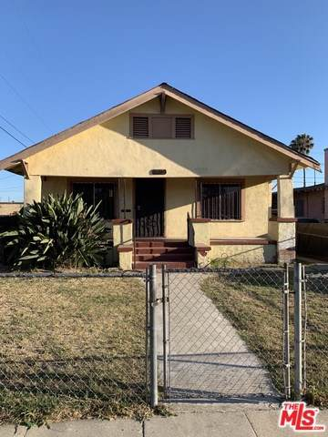 1416 W 51ST Place, Los Angeles (City), CA 90062 (#19490508) :: Fred Sed Group