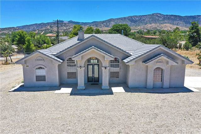 9620 Wintergreen Road, Pinon Hills, CA 92372 (#EV19167436) :: Rogers Realty Group/Berkshire Hathaway HomeServices California Properties