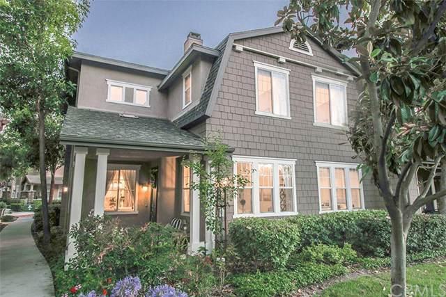18 Garrison #84, Ladera Ranch, CA 92694 (#OC19172694) :: Berkshire Hathaway Home Services California Properties
