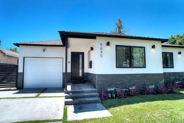 5645 Hesperia Avenue, Encino, CA 91316 (#SR19172754) :: Fred Sed Group