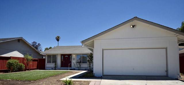 2536 Amaryl Court, San Jose, CA 95132 (#ML81761434) :: Powerhouse Real Estate