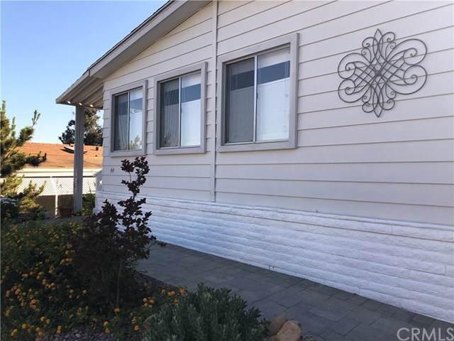 27703 Ortega #44, San Juan Capistrano, CA 92675 (#OC19172768) :: Berkshire Hathaway Home Services California Properties