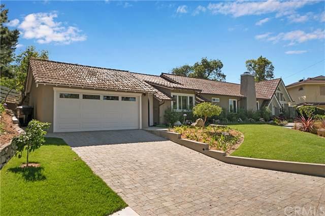 27563 Rainbow Ridge Road, Palos Verdes Peninsula, CA 90274 (#SB19097648) :: Fred Sed Group