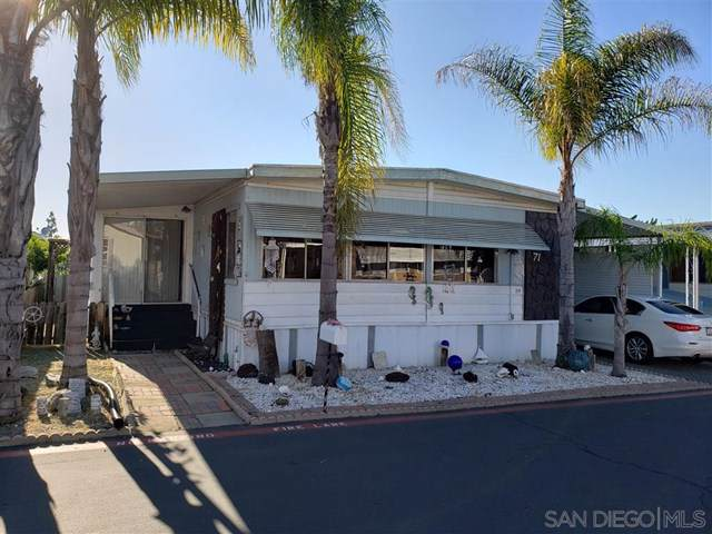 2907 S Santa Fe #71, San Marcos, CA 92069 (#190040236) :: Mainstreet Realtors®