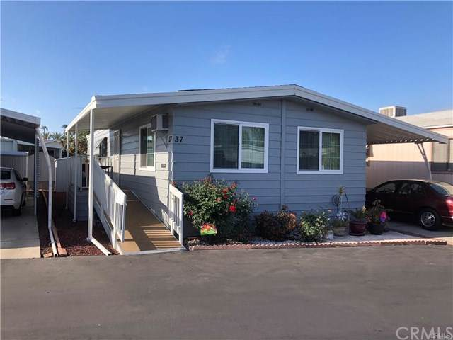 1540 E Trenton Avenue #37, Orange, CA 92867 (#PW19172814) :: Heller The Home Seller