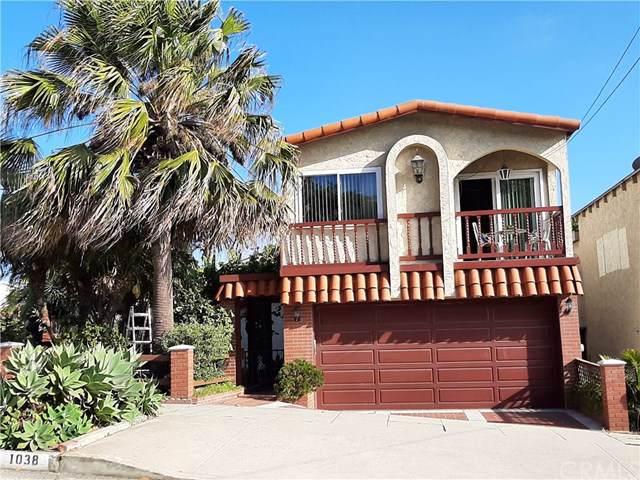 1038 5th Street, Hermosa Beach, CA 90254 (#SB19172590) :: Keller Williams | Angelique Koster