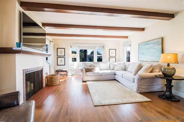 225 Palm Ave, Coronado, CA 92118 (#190040245) :: Blake Cory Home Selling Team