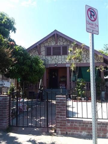1206 E 57th Street, Los Angeles (City), CA 90011 (#SR19171968) :: Heller The Home Seller