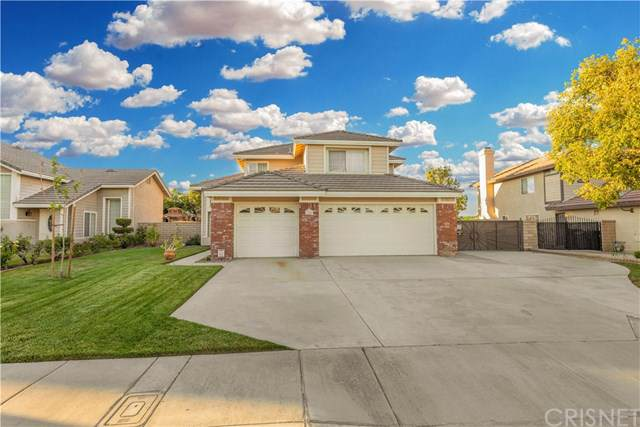 3045 Shale Road, Palmdale, CA 93550 (#SR19172869) :: Rogers Realty Group/Berkshire Hathaway HomeServices California Properties