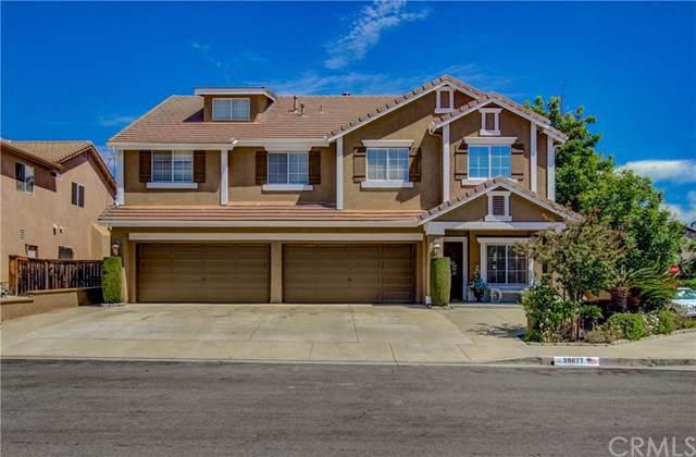 39877 Buxton Court, Murrieta, CA 92563 (#SW19170978) :: Blake Cory Home Selling Team