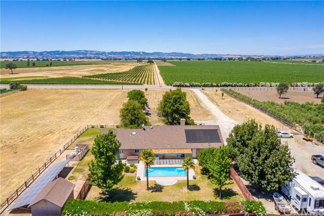 5750 Jardine Road, Paso Robles, CA 93446 (#NS19172866) :: California Realty Experts
