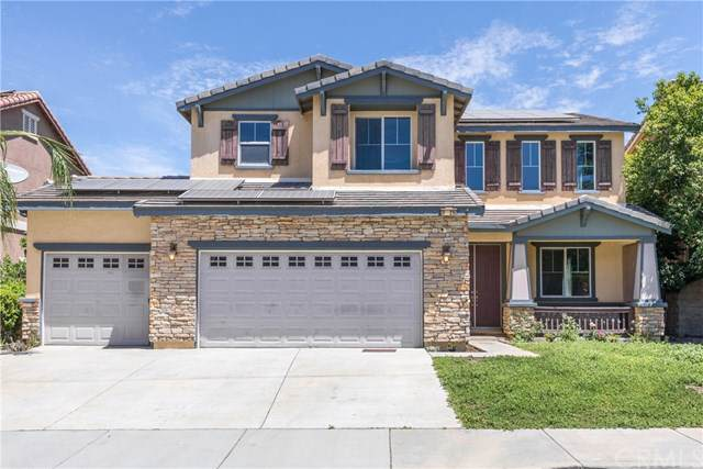 41025 Crimson Pillar Lane, Lake Elsinore, CA 92532 (#PW19172890) :: Fred Sed Group