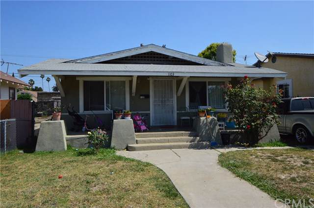 1103 W 53rd Street, Los Angeles (City), CA 90037 (#PW19171458) :: Fred Sed Group