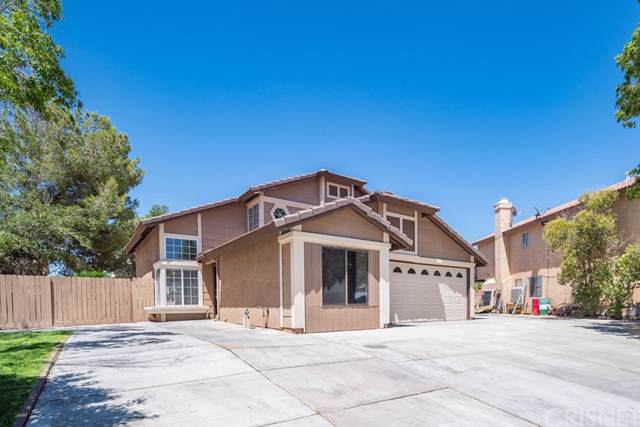 2301 Tucson Street, Palmdale, CA 93535 (#SR19173012) :: Rogers Realty Group/Berkshire Hathaway HomeServices California Properties