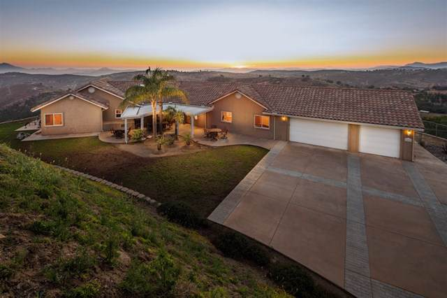24929 Agrarian Rd, Ramona, CA 92065 (#190040315) :: California Realty Experts