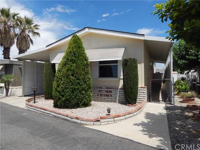12656 2nd Street #21, Yucaipa, CA 92399 (#EV19173096) :: Fred Sed Group