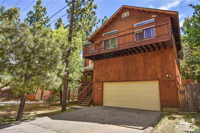 615 Thrush, Big Bear, CA 92315 (#219019759DA) :: EXIT Alliance Realty