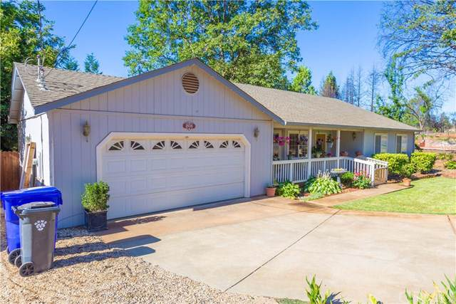 1806 Merrill Road, Paradise, CA 95969 (#PA19173157) :: Rogers Realty Group/Berkshire Hathaway HomeServices California Properties