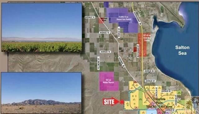 0 5 Ac Ave 83/ Pierce St., Thermal, CA 92201 (#219019785DA) :: J1 Realty Group