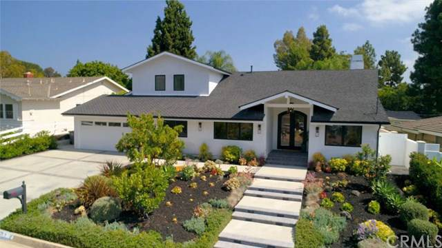 7 Santa Bella Road, Rolling Hills Estates, CA 90274 (#SB19173340) :: Millman Team
