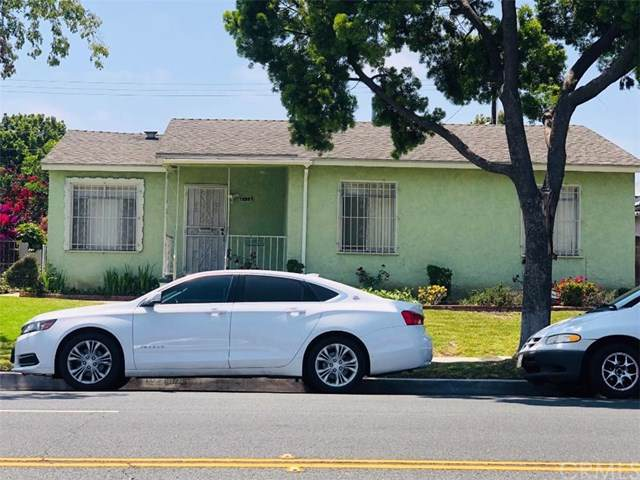 12207 S San Pedro Street, Los Angeles (City), CA 90061 (#PW19173341) :: Fred Sed Group