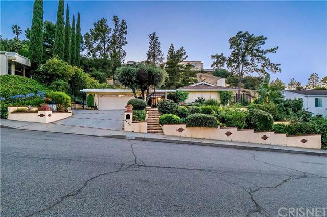 3643 Terrace View Drive, Encino, CA 91436 (#SR19169063) :: Fred Sed Group
