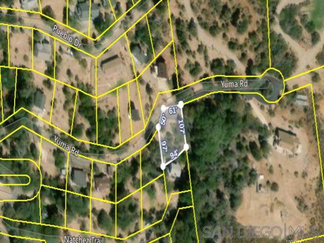 Natchez Trl, Julian, CA 92036 (#190040361) :: Steele Canyon Realty