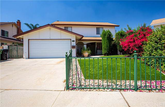 14741 Drell Street, Sylmar, CA 91342 (#SR19173517) :: Fred Sed Group