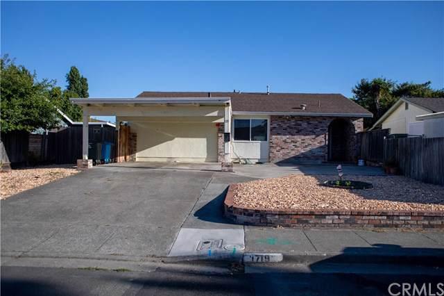 1719 Severus Drive, Vallejo, CA 94589 (#PW19168086) :: The Laffins Real Estate Team