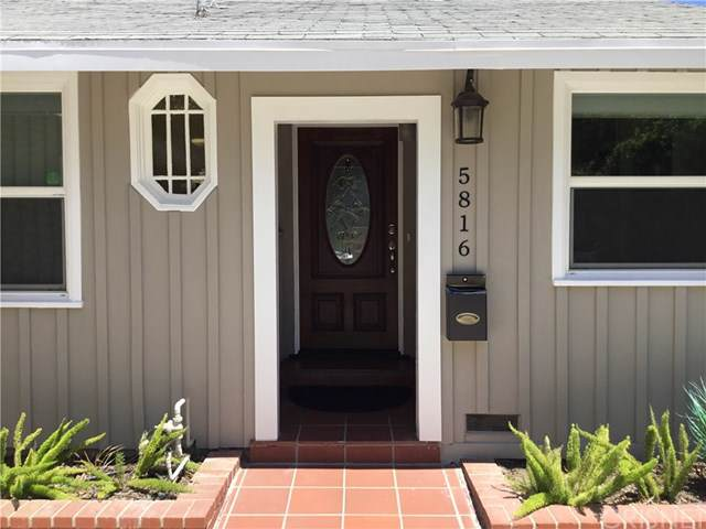 5816 Lemona Avenue, Sherman Oaks, CA 91411 (#SR19173527) :: The Laffins Real Estate Team