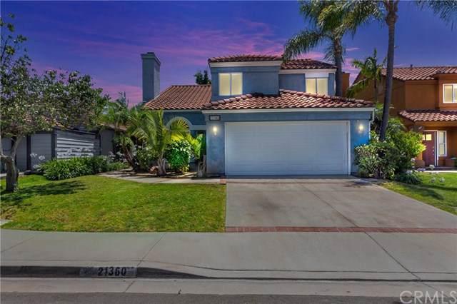 21360 Via Del Venado, Yorba Linda, CA 92887 (#PW19173049) :: McKee Real Estate Group Powered By Realty Masters & Associates