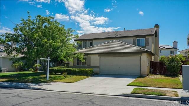 1550 Apple Blossom Way, Hemet, CA 92545 (#IV19144304) :: Heller The Home Seller
