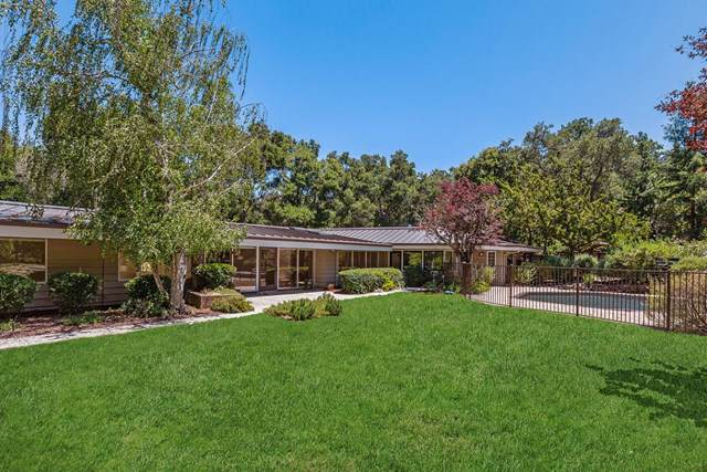 229 Grove Drive, Portola Valley, CA 94028 (#ML81761541) :: California Realty Experts