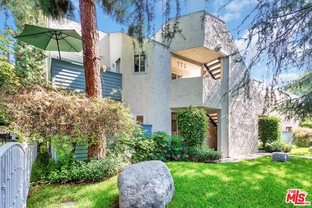 18411 Hatteras Street #106, Tarzana, CA 91356 (#19489826) :: Fred Sed Group